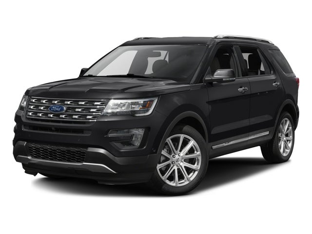 2016 Ford Explorer 4wd 4dr Limited In Knightdale Nc Leith Of Wendell