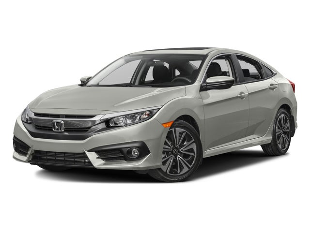 2016 Honda Civic Sedan 4dr Cvt Ex T In Knightdale Nc Leith Of