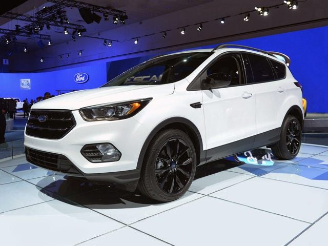 2019 Ford Escape Anium 4wd In Knightdale Nc Leith Of Wendell