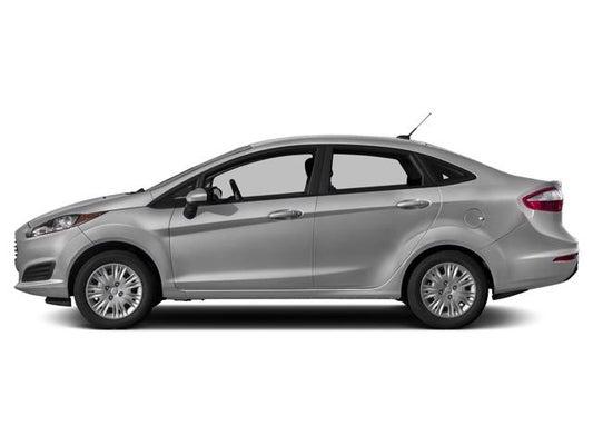 Ford Fiesta Sedan >> 2019 Ford Fiesta S Sedan
