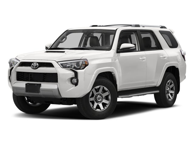 2017 Toyota 4runner Trd Off Road 4wd In Knightdale Nc Leith Of Wendell