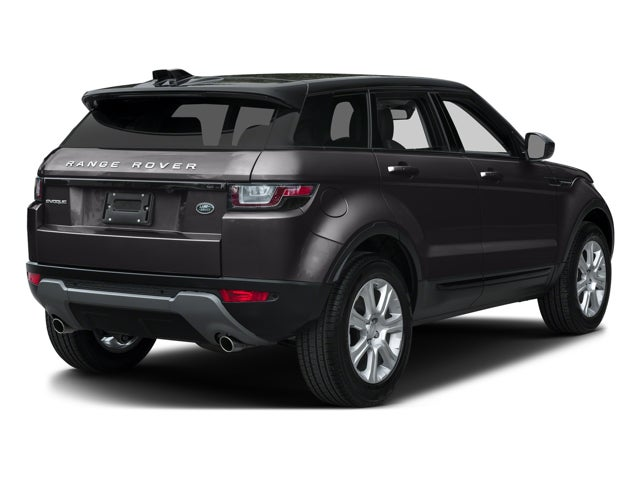 Used 2016 Land Rover Range Rover Evoque Wendell Clayton Nc