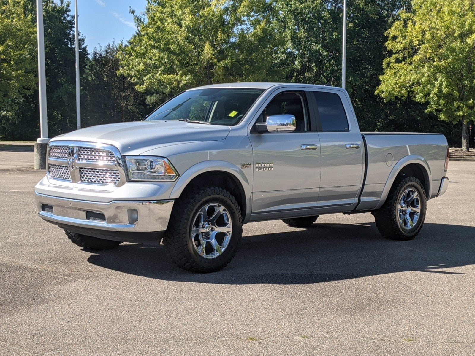 Used 2018 RAM 1500 Wendell Clayton NC 1C6RR7JT5JS162623